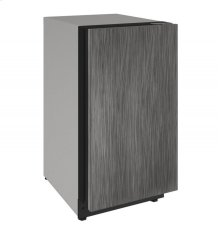 "2000 Series 18"" Beverage Center With Integrated Solid Finish and Field Reversible Door Swing"