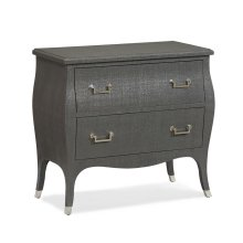 969-393W Amar 2 Drawer Bombe