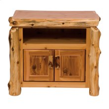 Television Stand - Natural Cedar