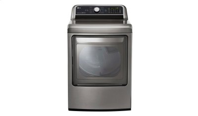 7.3 cu. ft. Ultra Large Capacity Electric Dryer with Sensor Dry Technology Product Image
