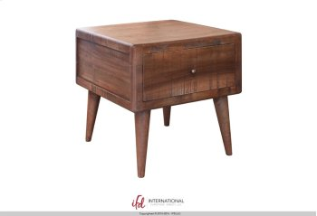 1 Drawer End Table Product Image