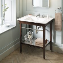 Town Square S Washstand  American Standard - White