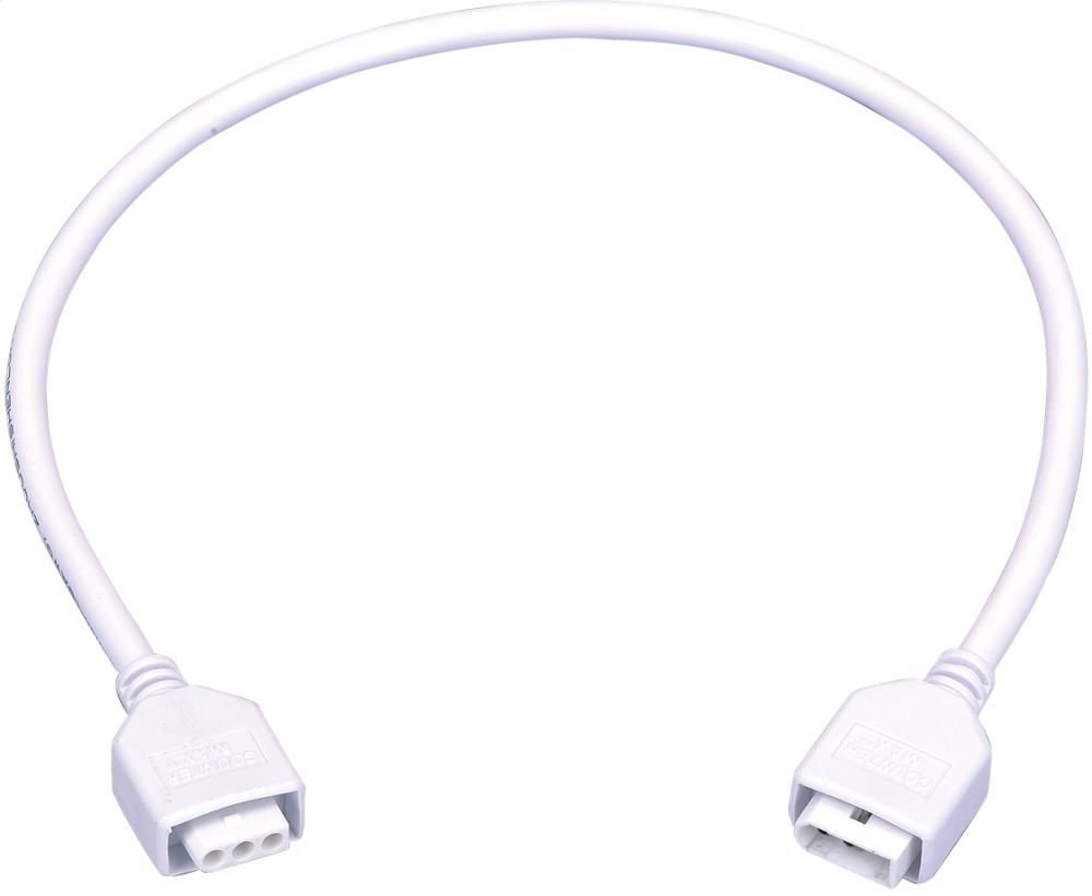 """CounterMax MXInterLink5 18"""" Connecting Cord  WHITE"""