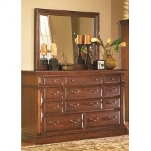 Mirror - Antique Pine Finish