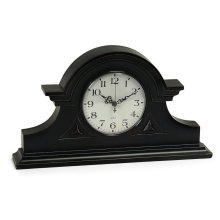 Black Mantel Clock