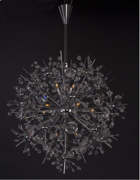Starfire 11-Light Chandelier