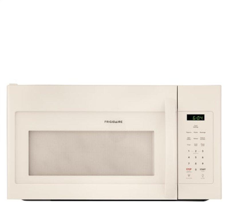 Frigidaire 1 6 Cu Ft Over The Range Microwave