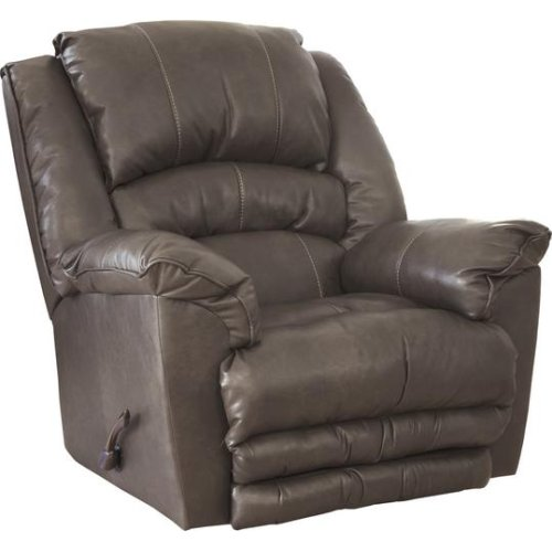 Chaise Rocker Recliner - Oversized X-tra Comfort Footrest