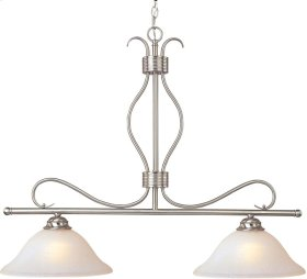 Basix 2-Light Pendant