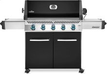 Prestige® 665 Gas Grill Black , Natural Gas