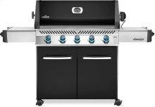 Prestige® 665 Gas Grill Black , Natural Gas
