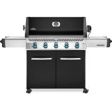 Prestige® 665 Gas Grill , Black , Natural Gas