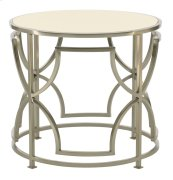 Haven Drum Table in Cameo (346)