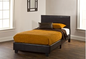 Springfield Twin Bed - Brown