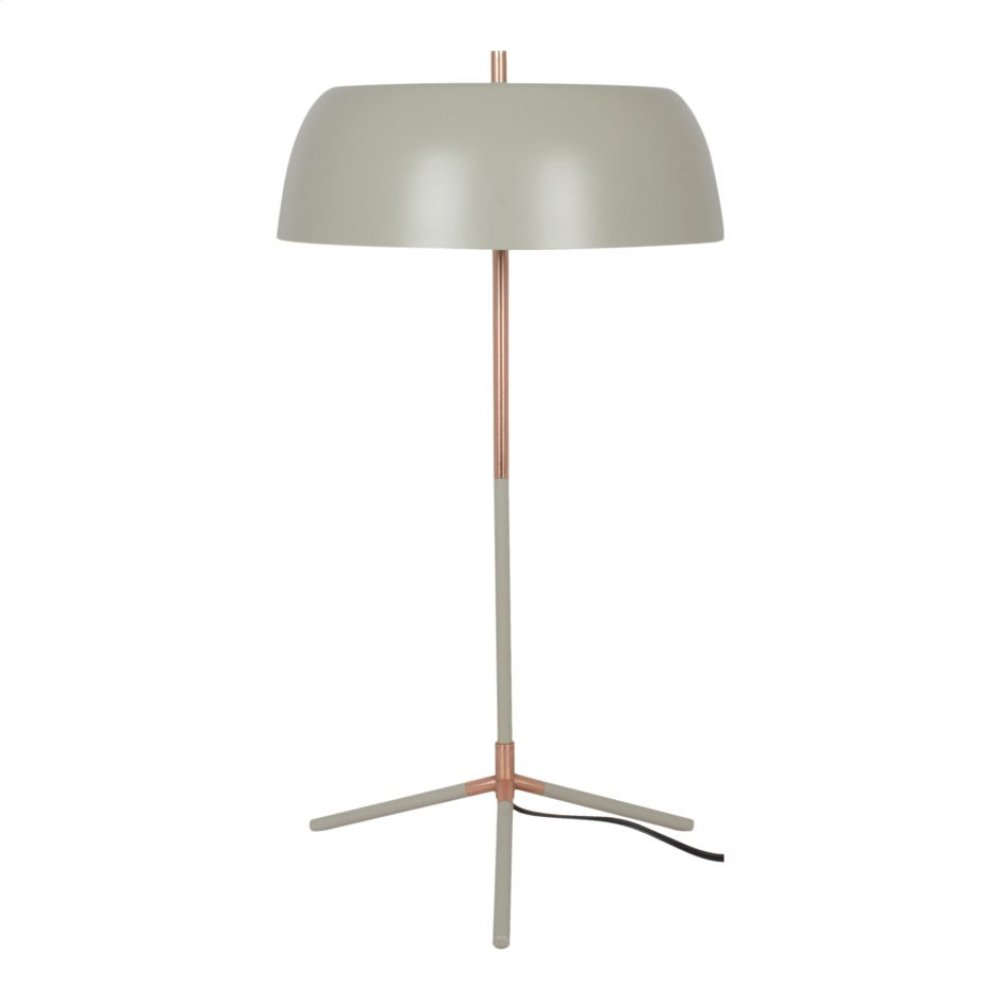 Barrett Table Lamp Grey