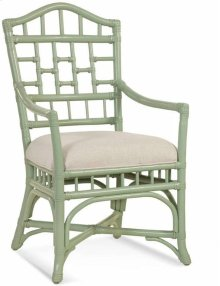 Chippendale Arm Chair