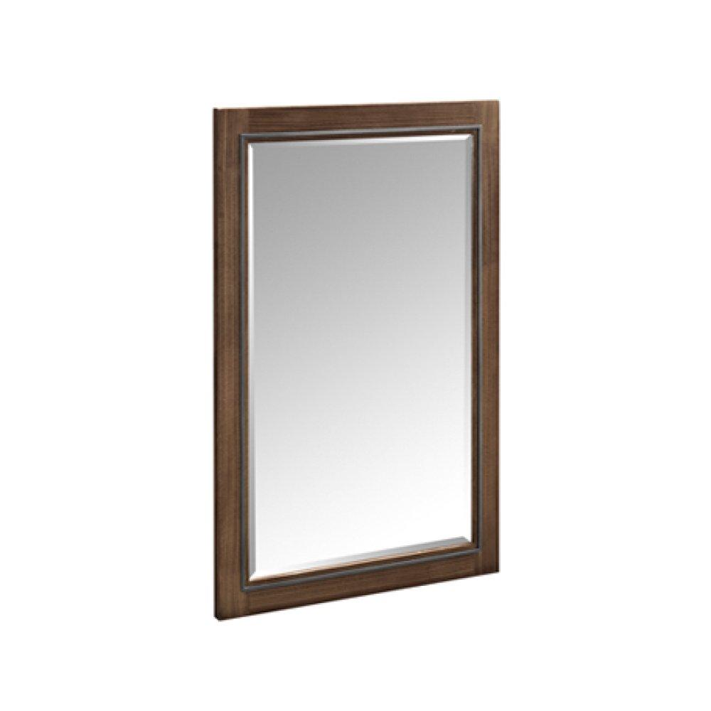 """m4 21"""" Mirror - Natural Walnut"""