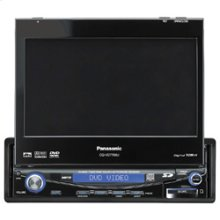 In-Dash LCD TV/DVD/SD Receiver with 5.1ch Dolby® Digital/DTS® and Dolby® Pro Logic® II
