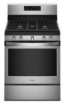5.0 cu. ft. Freestanding Gas Range with Center Oval Burner Product Image