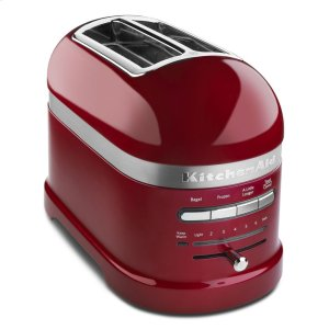 KitchenaidPro Line® Series 2-Slice Automatic Toaster - Candy Apple Red