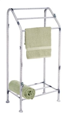 Whisper Creek Iron Towel Stand