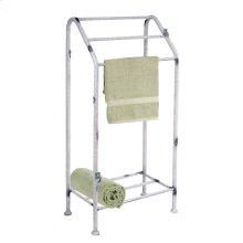 Whisper Creek Iron Towel Stand