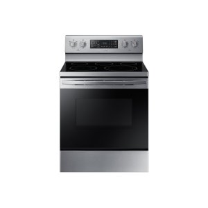 Samsung Appliances5.9 cu. ft. Freestanding Electric Range with Convection in Stainless Steel
