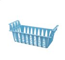 Large Blue Freezer Basket Product Image