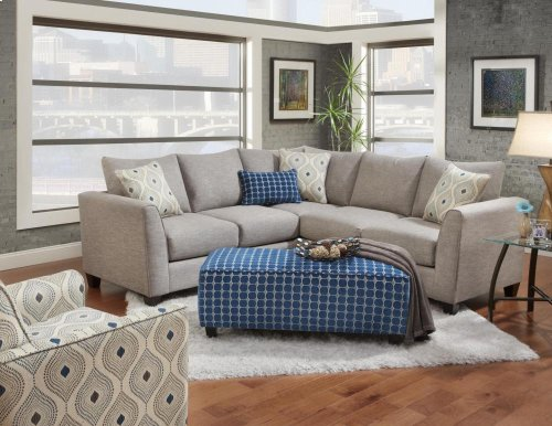 PQ2806/2807  SECTIONAL, Paradigm Quartz