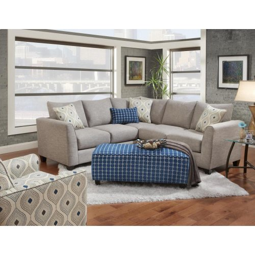 PARADIGM QUARTZ 2 PC. SECTIONAL