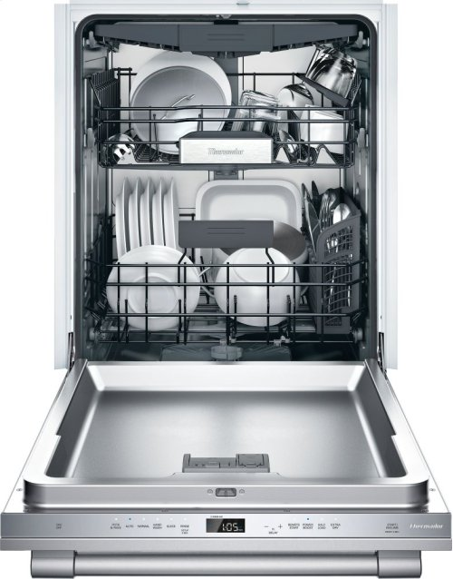 """SAVE! WE ORDERED THIS IN ERROR/ THERMADOR """"PRO HANDLE"""" 24-Inch Professional Stainless Steel Emerald®- BRAND NEW- FULL WARRANTY - MODEL: DWHD650WFP"""