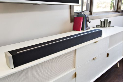 Sound Bar System with Wireless Streaming