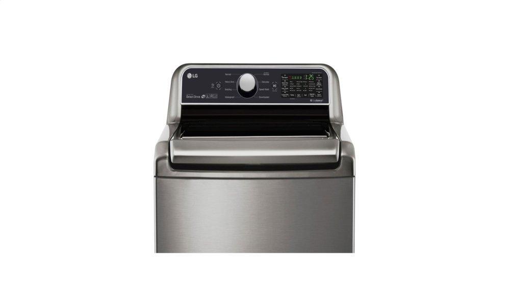WT7200CVLG Appliances 5 0 cu  ft  Large Smart wi-fi Enabled Top Load