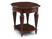 Red Hot Buy! Oval End Table