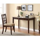 Casual Dark Amber Desk Set Product Image