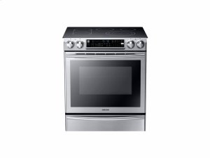 5.8 cu. ft. Slide-In Electric Range with Flex Duo Oven Product Image