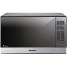1.2 Cu. Ft. 1200W Built-In/Countertop Microwave Oven with Inverter Technology - Stainless Steel - NN-SN686S