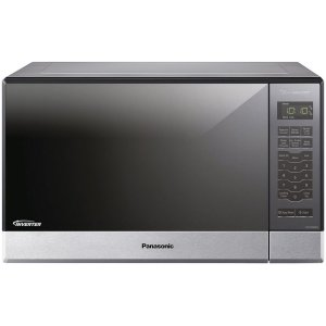 PANASONIC1.2 Cu. Ft. 1200w Built-In/countertop Microwave Oven With Inverter Technology - Stainless Steel - Nn-Sn686s