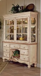 Wilshire Buffet Antique White Product Image