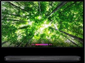 "LG SIGNATURE OLED TV W8 - 4K HDR Smart TV w/ AI ThinQ® - 77"" Class (76.8"" Diag) Product Image"