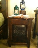 Western Trail Night Stand Product Image