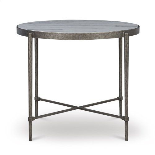 Bryce Round End Table
