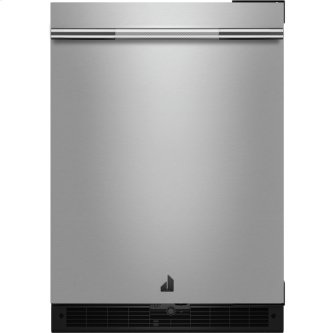 "RISE(TM) 24"" Under Counter Solid Door Refrigerator, Right Swing, RISE"