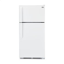 Haier 20.6-Cu.-Ft. Top Mount Refrigerator - smooth-white