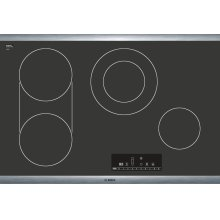 800 Series - Black with Stainless Steel Frame NET8066SUC