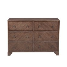 Six Drawer Acnt Strg Chest
