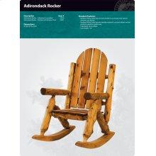 Adirondack Rocker