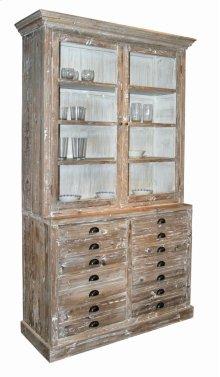 Apothecary Bookcase