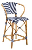 Pearl Counter Stool BLUE Product Image