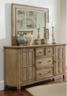 Door Dresser - Sand Finish